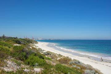 Mosman Park beach in Cottesloe Perth