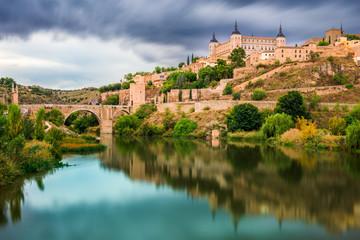 Toledo Spain Old Town