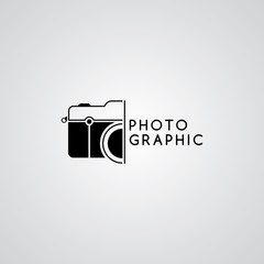 photography logo template theme