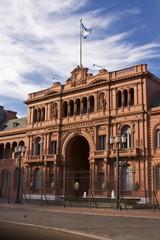 Casa de Gobierno en Buenos Aires