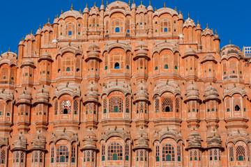 Hawa Mahal in Jaipur, India.