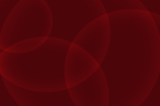 Red Circles Background