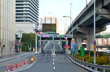 阪神高速 料金所