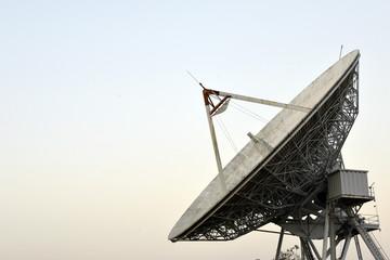 Large Satellite Dish in Thailand