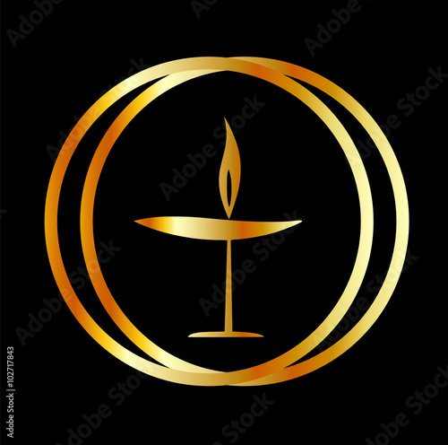 Our Symbol The Flaming Chalice