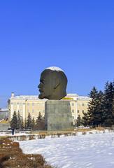 Голова Ленина г. Улан-Удэ, Бурятия