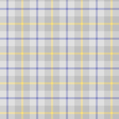 Seamless background of plaid pattern