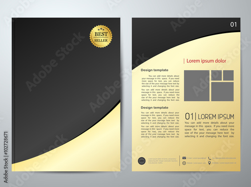 Abstract Vectormodern Flyers Brochurecoverannual Reportdesign