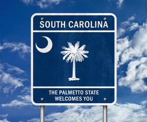 South Carolina - The Palmetto State - Welcomes you