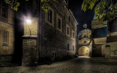 Fototapeta Ostrów Tumski we Wrocławiu obraz