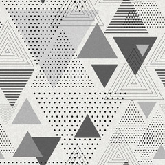 Abstract hipster poligon triangle background. Triangle pattern backgroud