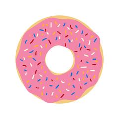 Donut vector.