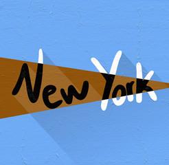 nice new york symbol