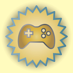 Games gold icon