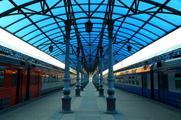 Stazione ferroviaria Jaroslavskij