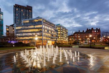 Sheffield , England Fototapete