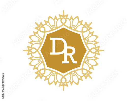 Dr initial royal letter logo stock image and royalty free vector dr initial royal letter logo altavistaventures Image collections
