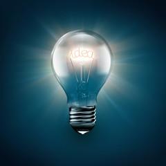 conceptual image of idea