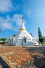 "wat-phrathatdoikongmu 16 December 2015:""Thailand temple art ""maehongsonThailand"