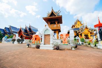 """wat-Banden 17 December 2015:""""Thailand temple art """" Chiang Mai Thailand"""