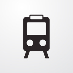 City railway station icon