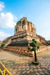 "watchediluang 18 December 2015:""Thailand temple art "" Chiang Mai Thailand"