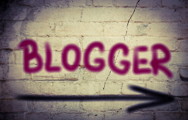 Blogger Concept