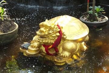 Dragon turtle.