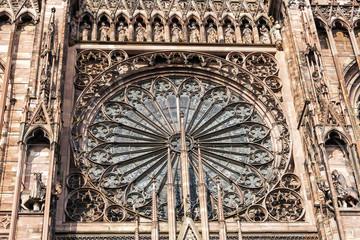 Straßburg - Straßburger Münster - Fenster