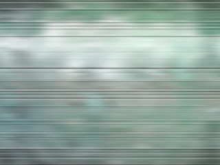 abstract blue and green background. horizontal lines and strips