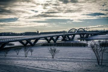 Waldschlösschenbrücke Dresden