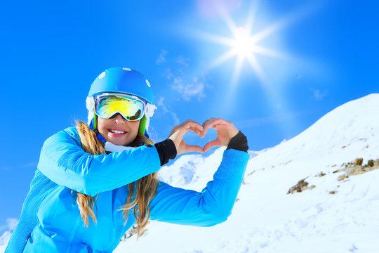 love the winter