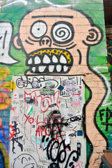 Graffiti und Malereien in Berlin