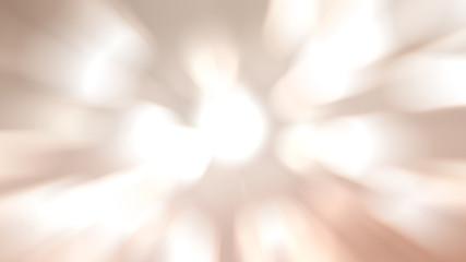 Bokeh light, shimmering blur spot lights on beige abstract backg