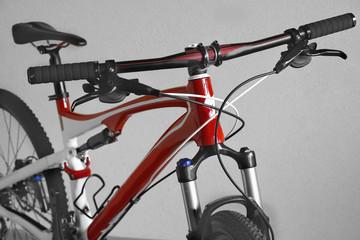 mountain bike, bike parts