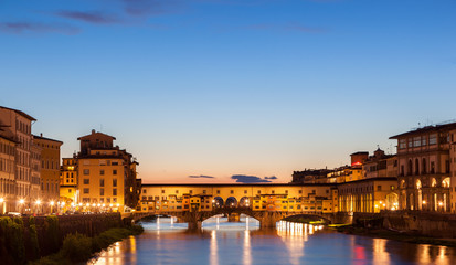 Wall Mural - Ponte Vecchio, Florence, Italy