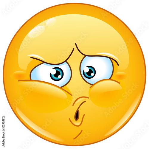 Ouch Emoticon Stockfotos Und Lizenzfreie Vektoren Auf Fotoliacom