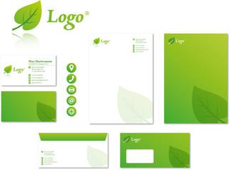 Corporate Design - Öko, Bio, Umwelt