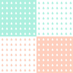Sweet Color Polka dot Background Vector EPS10, Great for any use.