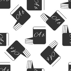 Book icon pattern