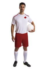 Canadian futebol soccer