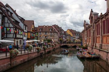 Colmar, France, Little Venice