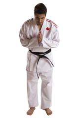 Canadian judo fighter