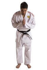 Russian judo fighter
