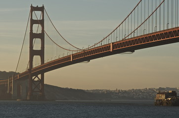 Golden Gate Splits