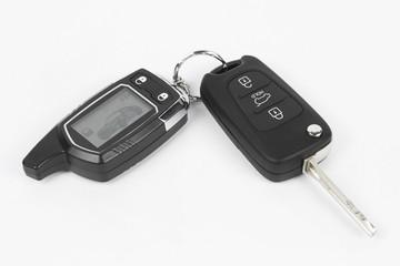 Сигнализация и ключи от машины