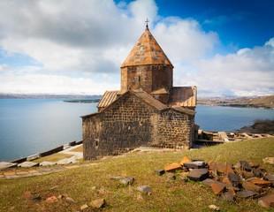 Armenia. Monastery Sevanovank. Day