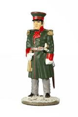 Штаб-офицер гренадерского графа Аракчеева полка. 1811-1814 годы.
