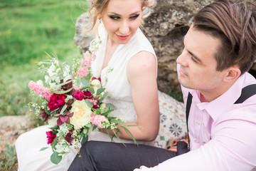 Boho Bride Wedding
