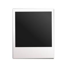 Polaroid photography - vector illustration.